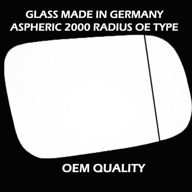 lexus ls 400 | wing mirror | glass | replacement | - cardoormirrors