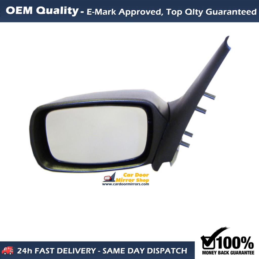 Low Price Guarantee On Ford Fiesta Wing Mirror Replacements