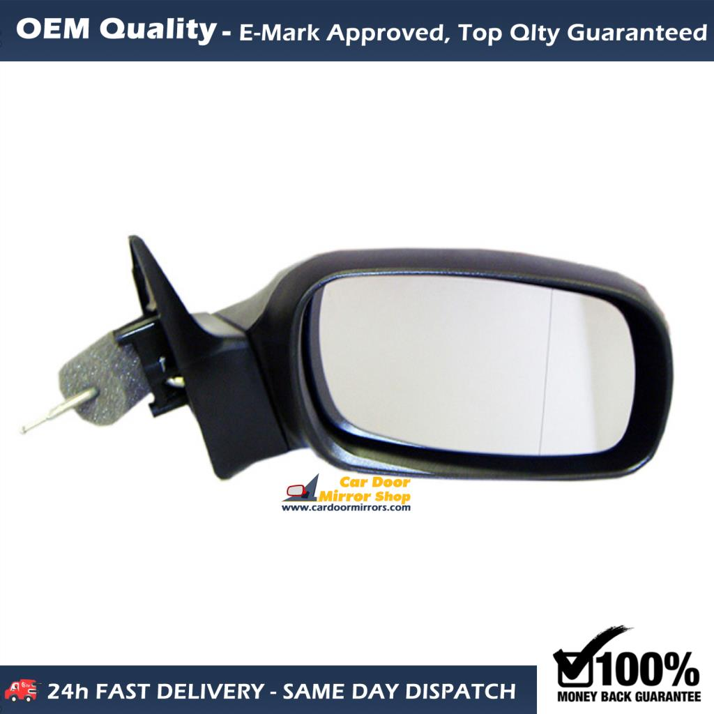 Honda Civic Door Wing Mirror Replacement Glass Left Side