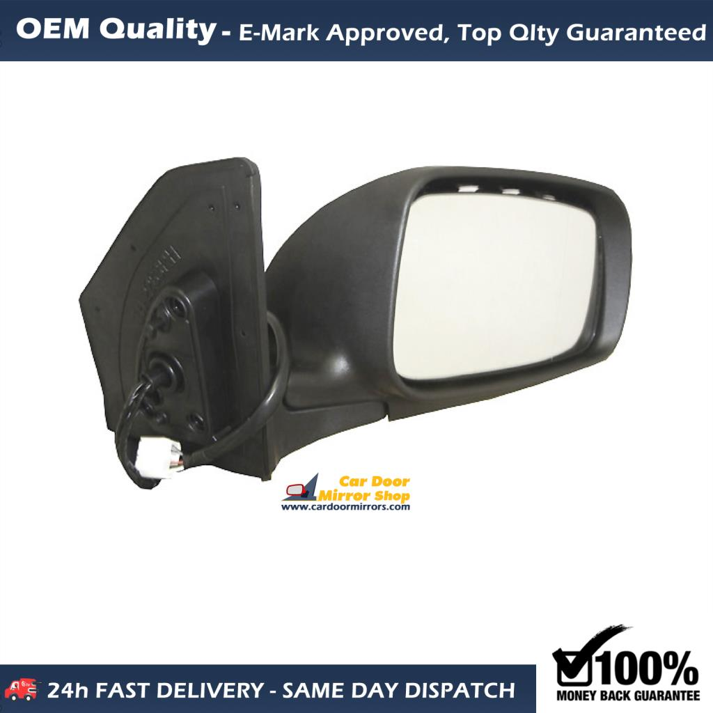 Ford Fusion Including,Electric,Heated,Primed,Wing Mirror Unit,RHS,2002 to2005