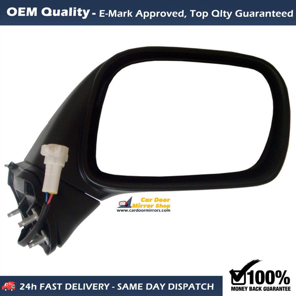 Complete Mirror For Vauxhall Zafira B Electric Heated