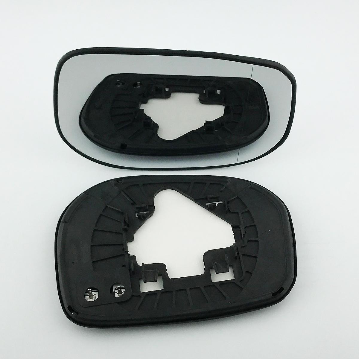 Passenger Side ,2008 onward Twingo Wing Mirror s-Silver,LH