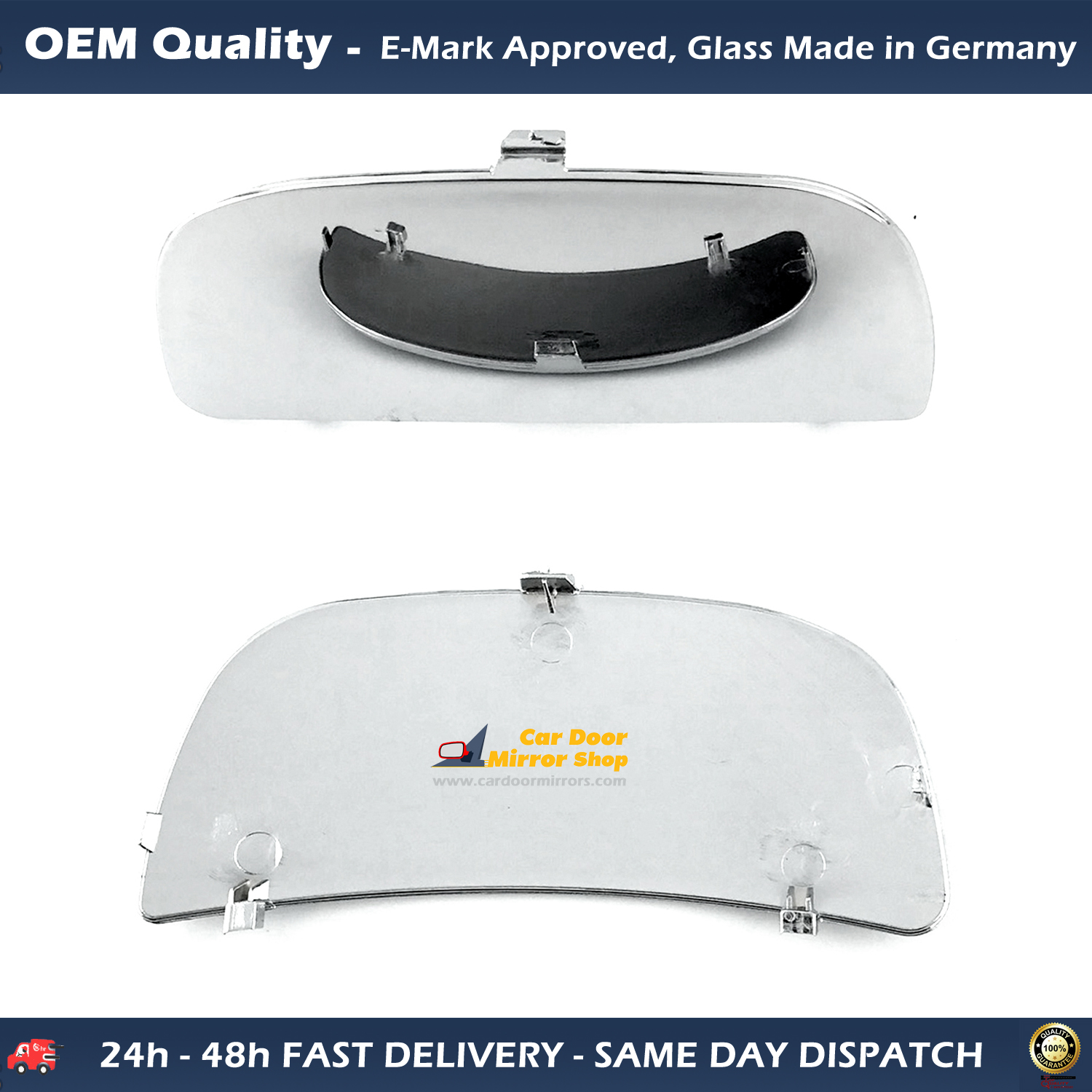 HEATED /& BASE,RIGHT SIDE,2001-/>2014 RENAULT TRAFIC WING MIRROR GLASS SILVER